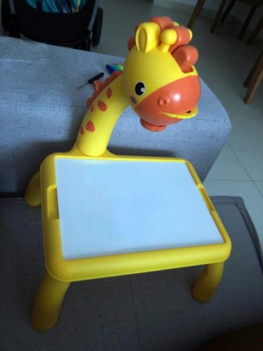 Projector Drawing Table For Kids – Educational toy photo review